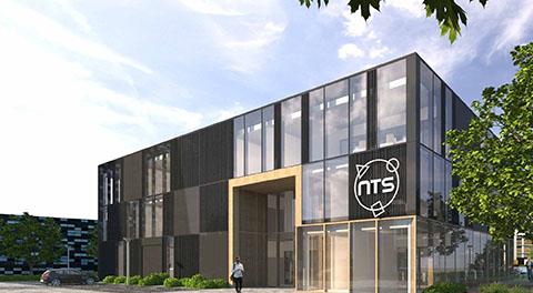 Nieuwsbericht: Start bouw cleanroom voor NTS