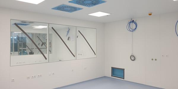 ClimaTech bouwt cleanrooms en lab in Farmaceutisch Centrum AvL
