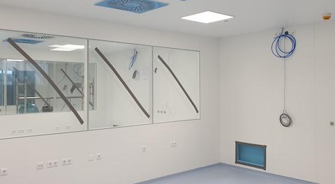 Nieuwsbericht: ClimaTech bouwt cleanrooms en lab in Farmaceutisch Centrum AvL