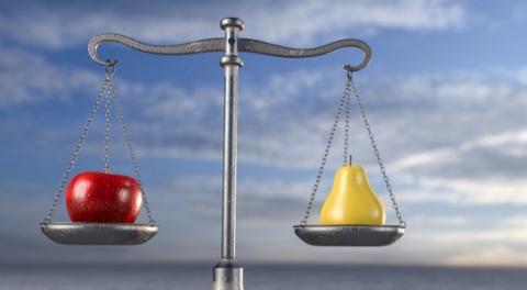 Nieuwsbericht: Een offerte is appels met peren vergelijken