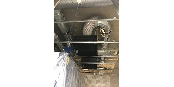 Upgrade luchtbehandelingsinstallatie ziekenhuis Haarlem